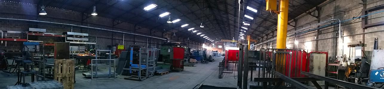 36fce3c7c51 La société Clôtures et Portails du Douaisis dispose d un atelier de  fabrication et d assemblage spécialisé dans la serrurerie