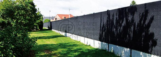 Occultations pour clôtures rigides Archives - cloture du douaisis